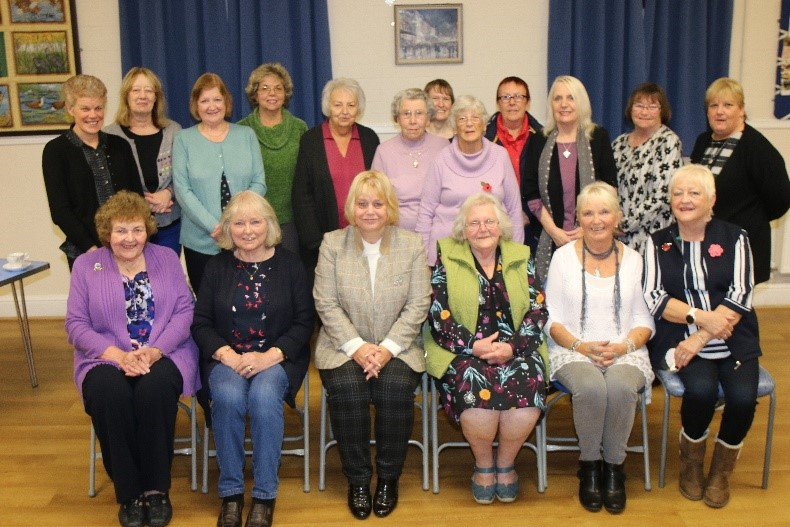 Whittlesey WI